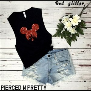 Tops - Disney Mickey Mouse tank top